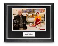 Bryan Cranston Signed 16x12 Framed Photo Display Breaking Bad Autograph + COA