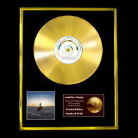 PINK FLOYD THE ENDLESS RIVER CD  GOLD DISC VINYL LP FREE SHIPPING TO U.K.
