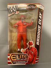 WWE Mattel Elite Brodus Clay Series 18 Wrestling Figure