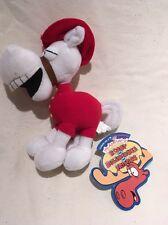 "Dudley Do Rights Horse Rocky & Bullwinkle 8"" Plush Stuffed Cvs 2000"