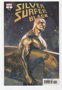 Marvel's Silver Surfer Black #1 Gerald Parel Variant NM