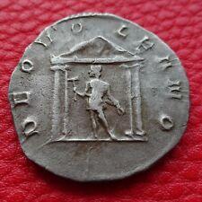 Superbe Antoninien VALERIEN I, DEO VOLKANO, roman coin monnaie romaine