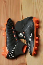 Nike Jr Hypervenom Phantom Iii 3 Elite Df Fg Soccer Cleats Grey Sz 5.5Y, Women 7