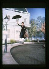 Mary Poppins Julie Andrews flying open umbrella Original 35mm Transparency