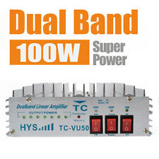 140-150/450-460MHz VHF UHF Dual Band Power Amplifier For Portable two way Radio