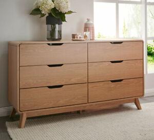 Fantastic furniture - Niva dresser - 6 draws