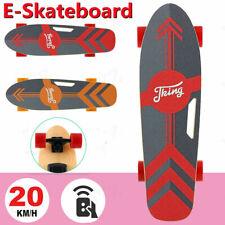 20km/h E-Skateboard Elektro Skateboard 350W Longboard mit Fernbedienung Boards c