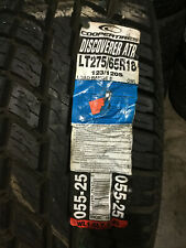 1 New LT 275 65 18 LRE 10 Ply Cooper Discoverer ATR Tire
