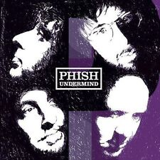 PHISH - Undermind (CD + DVD, Jun-2004, Elektra (Label))