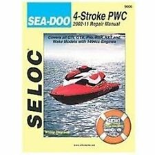 Sea-Doo Personal Watercraft, 2002-2011 by Seloc (2013, Paperback)