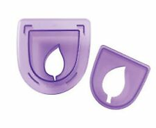 Wilton Sugar Sheets Leaf CUTTING INSERT Baking Cook Cake Decorating NEW Purple