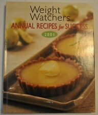 Weight Watchers Annual Recipes for Success Hardcover 2001