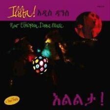 NEW Ililta! New Ethiopian Dance Music (Audio CD)