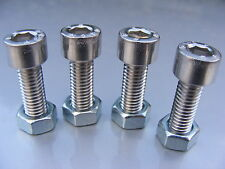 Mongoose / Mongoose Pro Class Compatible Stem Bolts for Old School 1980's BMX