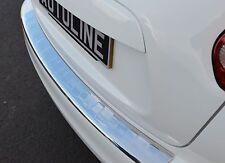 CROMATURA PARAURTI POSTERIORE Sill PROTECTOR coperchio TRIM in acciaio INOX per BMW X3 2010 +