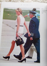 Princess Diana Commemorative Tribute hardcover photo book over 250 photographs