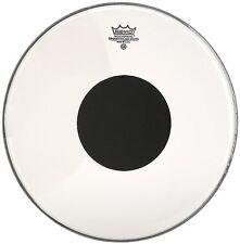 "Remo CS-0312-10 pelle per batteria CS Controlled Sound Black Dot 12"""