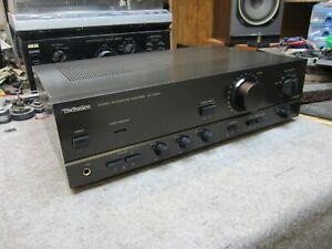 TECHNICS SU-VZ320  VINTAGE CLASSIC  INTEGRATED AMPLIFIER PHONO