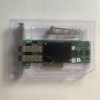 NEW HP AJ763A AJ763-63002 489193-001 EMULEX LPE-12002 WITH 2x AJ718A Transceiver