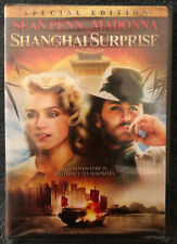 NEW SEALED MADONNA SEAN PENN SHANGHAI SURPRISE SPECIAL ED DVD 2007 USA REG:1 OOP