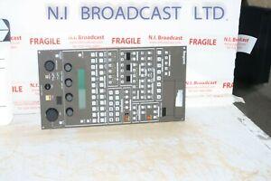 Ikegami mcp120 master setup control panel