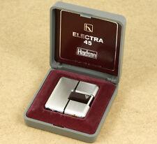 10x Hadson Electra 45 Vintage Metallic Gas Lighters Japan NewOldStock NOTWORKING