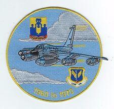 B-58 HUSTLER COMMEMORATIVE patch