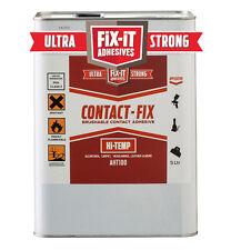 5L AHT100 Heat Resistant Automotive Grade Spray-able Contact  Glue Adhesive
