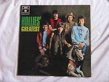 THE HOLLIES Hollies Greatest MONO LP * Parlophone PMC 7057 UK 1968