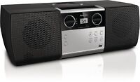 Philips MCM1006 Micro Portable Hi-Fi System CD Player MP3 Speaker USB FM Radio