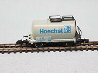"""8612 Märklin Spur Z Miniclub Kesselwagen"""" Hoechst"""""""