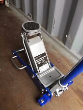 Liftmaster Low Profile Aluminium LED Quicklift Racing Trolley Jack 1.5 Ton GS/CE