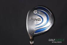 Ping G5 Fairway 5 Wood 18° Stiff Left-Handed Graphite Golf Club #4912