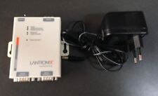 Ethernet to RS232 converter Lantronix  UDS 200 2 serial ports