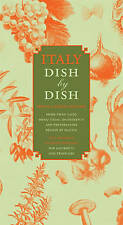 Italy Dish by Dish: A Comprehensive Guide to Eating in Italy-ExLibrary