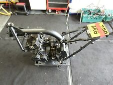 TRIUMPH 900 SPEED TRIPLE MK1 ENGINE FRAME CHASSIS LOGBOOK V5 1994 PROJECT CRK