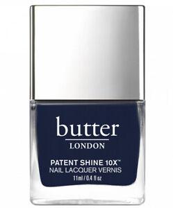 Butter London Brolly Patent Shine 10X Nail Lacquer Polish 0.2oz Manicure Pedicur