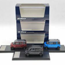 1/43 Hi-Story Suzuki Spacia Gear Hybrid XZ Turbo 2019 HS237 Resin Model Limited