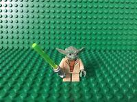 Lego Minifigure Star Wars Clone Wars Yoda