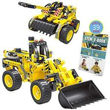 Building Sets Gili For Kids Age 6-12, Construction Engineering Tank Toys 7, 8, &