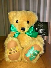 London 2012 Olympic Limited Edition Merrythought Team Gb Bear box Blue Ribbon