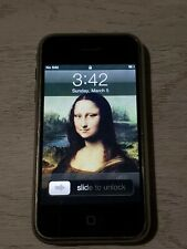 iPhone 1st Generation RARE iOS 2.2 + Apps, Games, Music