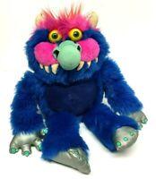 2009 Vivid Imaginations Retro MY PET MONSTER Large Plush Soft Toy Rare