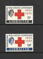 Elizabeth II (1952-Now) Mint Hinged Gibraltarian Stamps