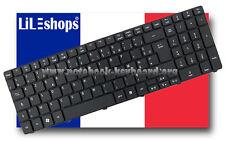 Clavier Français Original Acer Aspire 5410 5410T 5739 5739G Série Noir Brillant