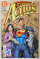 Superman ACTION COMICS # 1000 DC Comic ~DAN JURGENS 1990's  Variant Cover NEW
