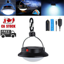 Hanger USB Rechargeable Lantern Bright 60 LED Tent Outdoor Camping Hiking Light