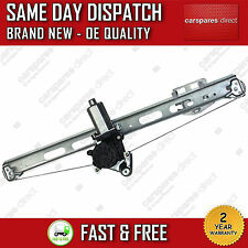 MERCEDES A CLASS W168 97>2004 FRONT LEFT SIDE WINDOW REGULATOR WITH 2 PIN MOTOR