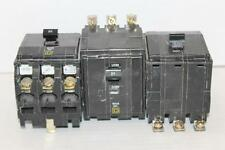 ONE Excellent QOB320 Square D Circuit Breaker 3P 20A Bench Tested Fast Free Ship