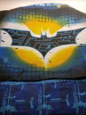 Batman/ Sheet Set/Full/Dark Knight/blue/black/batman begins/christian bale/